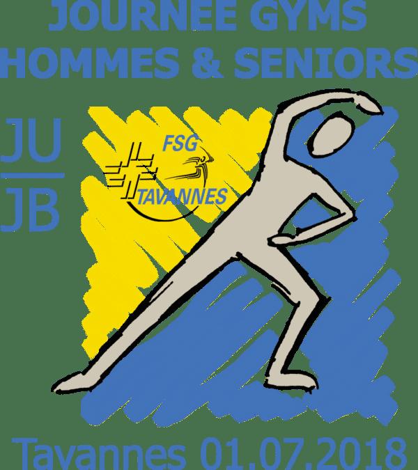 Journée Gyms Hommes & Seniors 2018